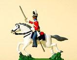 """Aufsitzer """"Scots Greys"""" /  England  1812 - 1815"""