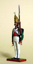 Grenadier der Pawlowskij-Regiment / Russland 1813 - 1815