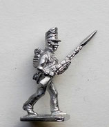 Grenadiere, vorgehend / England 1812 - 1815