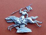 Ritter zu Pferd 3. , um 1476