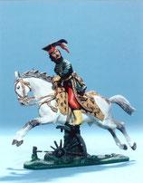 Marschall Joachim Murat / Schlacht bei Leipzig, 14. Oktober 1813