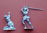 Ritter im Kampf 3., um 1476