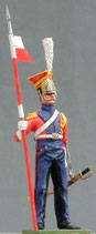 Garde-Ulan. Garde Impériale, Frankreich 1809 - 1815