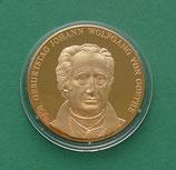 250. Geburtstag Johann Wolfgang von Goethe