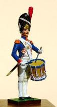 Tambour / Alte Garde, Frankreich 1805 - 1815
