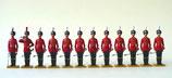 Garde-Husaren Formation / Preußen um 1900
