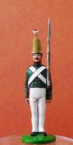 Grenadier von Regiment Pawlowsky / Russland 1812 - 1815