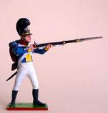 Grenadie legt an / Bayern, 1809 - 1815