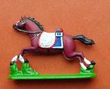 Pferd mit Sattel für Kürassiere (Frankreich) oder Life Guard (England) / 1805 - 1815