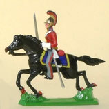Royal Horse Guards (oder) Life Guards - Aufsitzer / England  1812 - 1815