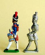 Trommler, Grenadiere zu Fuß. Garde Impériale, Frankreich 1805 - 1815