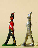 1th Foot Guards, Offizier. England  1812-1815