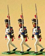 Grenadiere / Alte Garde, 1. Regiment / Frankreich 1805 - 1815