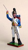 Grenadier ladend / Bayern 1809 - 1815