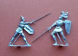 Ritter im Schwert-Kampf,  um 1476