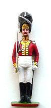 Offizier, Regiment Leibgrenagiergarde, Sachsen, 1810-1813