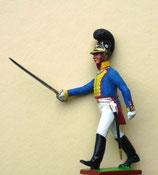 Offizier mit Degen / Bayern, 1809 -1815