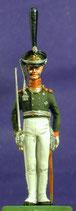 Subaltern-Offizier, Zarengarde.  Russland 1812 - 1815