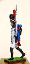 Grenadier, Alte Garde, Frankreich, 1805 - 1815