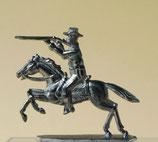 Kauboy mit Pferd