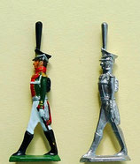 Grenadier-Offizier,  Russland 1812 - 1815