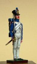 Cadett von Militärschule Saint - Cyr / Frankreich 1813