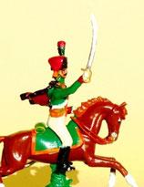 Garde-Jäger zu Pferd / Aufsitzer / Frankreich, 1805 - 1815