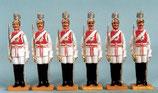 Garde du Corps in Galauniform  / Deutschland um 1900