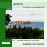 CS009 - QUEBEC - Ambiances de Gaspésie