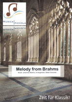 Melody from Brahms