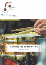 Funtime For Snare #1 - #5