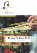 Mystical For Snare #1 - #5