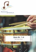 Solo Nr. 1-4