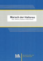 Marsch der Halloren