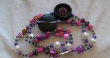 Halskette Violette LasVegas: Kette ohne Anhänger