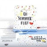 DIY Nähkit Motivbeutel Oh Summer Fun!