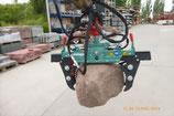 Steingreifzange Hunklinger Findlinge bis zu 250kg