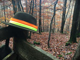 Hutband zweifarbig