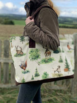Shoppingtasche 'Wild'