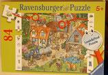 Puzzle Ravensburger Bauernhof