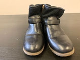 Boots Schwarz Gr. 30