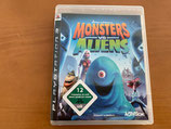 PS3 Monsters vs Aliens