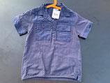 dunkelblaues Hemd-Shirt Gr. 104 (224)