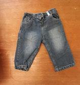 Jeans gefüttert Gr. 74 (13)