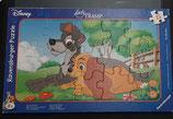Susi und Strolch / Puzzle