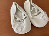 Samt-Ballerinas Gr. 18/19
