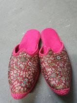 orientalische Pantoffeln Gr. 32/33