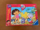 Dora Puzzle 2 x 20 Teile