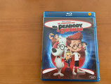 Peabody & Sherman Blue Ray