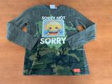 Pailletten-Shirt Gr. 146/152 (P)
